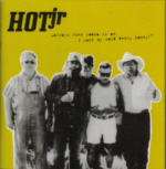 newest release of Hans Peters other band Hot jr.